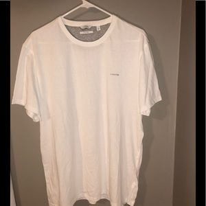 Calvin Klein White T-Shirt